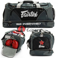 Спортивная сумка FAIRTEX BAG-2 Gray