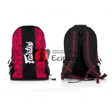 Тайский портфель для Муай Тай Fairtex BAG4 Camo red
