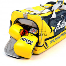Спортивная сумка FAIRTEX BAG-2 Yellow