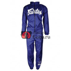 Костюм сауна Fairtex VS2 blue
