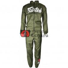 Костюм сауна Fairtex VS2 green