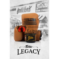 Made in Thailand Перчатки из Таиланда  Fairtex BGV21 LEGACY