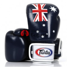 Перчатки для Muay Thai Fairtex Australia Day