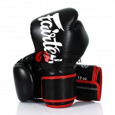 Перчатки для бокса Fairtex BGV14  Black