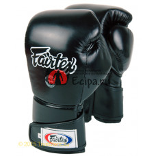 Перчатки для MuayThai Fairtex BGV6 black