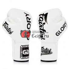 Fairtex BGLG1 White с турнира кикбоксинга Glory