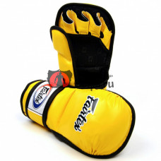 Перчатки Fairtex FGV 15 Yellow