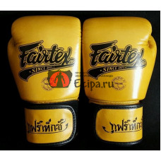 "Перчатки Fairtex BGV1 CLASSIC BROWN ""SINCE 1971"""