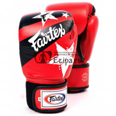 Перчатки Fairtex BGV1-N Red