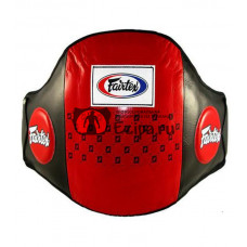 Пояс тренера Fairtex BPV1 red