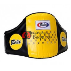 Пояс тренера Fairtex BPV1 yellow