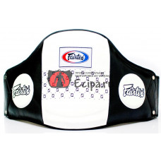 Пояс тренера Fairtex BPV1 white