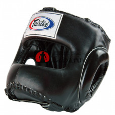 Шлем с бампером для Muay Thai Fairtex HG4