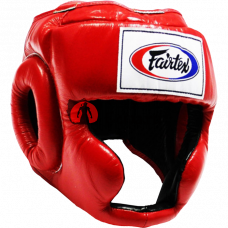 Шлем для Muay Thai Fairtex HG3