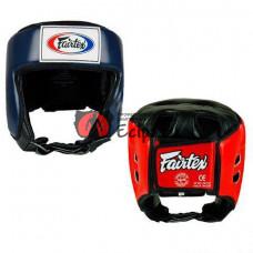 Шлем для кикбосинга и муай тай Fairtex HG9