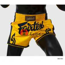 Шорты Muay Thai Fairtex BS1701 Yellow