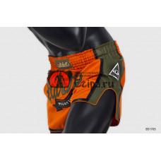 Тайские шорты Fairtex BS1705 Slim Orange