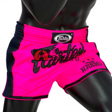 Шорты Muay Thai Fairtex BS1714 Pink