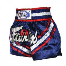 Шорты для тайского бокса Fairtex BS0653 Blue