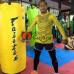 Большой боксёрский напольный мешок Fairtex HB7