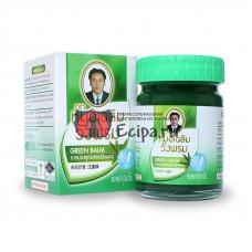 Зелёный тайский бальзам wangphrom