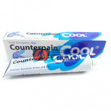 Обезболивающий гель Counterpain cool с охлаждающим эффектом 120ml