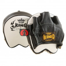 Лапы боксёрские TOP KING Focus Mitts Professional TKFMP
