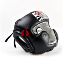 YOKKAO Black Training Head Guard